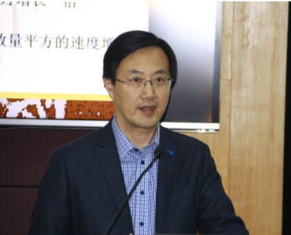 陈宏民:上海交大EMBA《中国经济理论与实践》课程教授