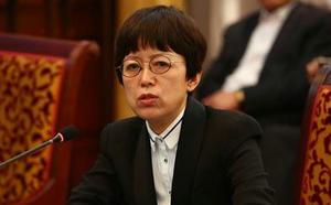 吴晶妹:中国人民大学教授
