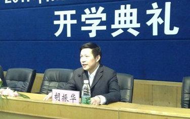 胡振华:中南大学商学院教授