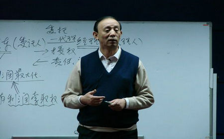 姜彦福:清华大学经济管理学院教授