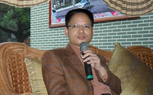 陆善勇:广西大学商学院教授