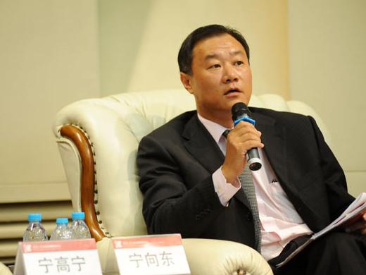 清华教授宁向东:在未来的20年,你将逐渐丧失对生活的主动权