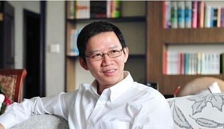 吴晓波:浙江大学EMBA求是特聘教授