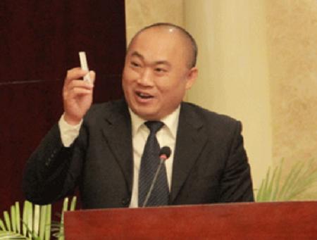 张龙平:山西财经大学EMBA兼职教授
