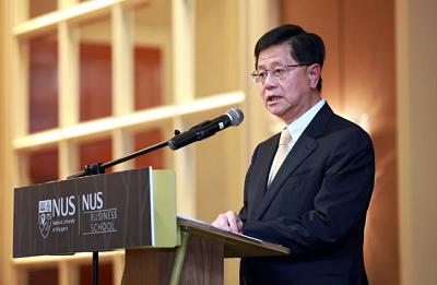 新加坡国立大学商学院院长杨贤:中国如何突破贸易保护主