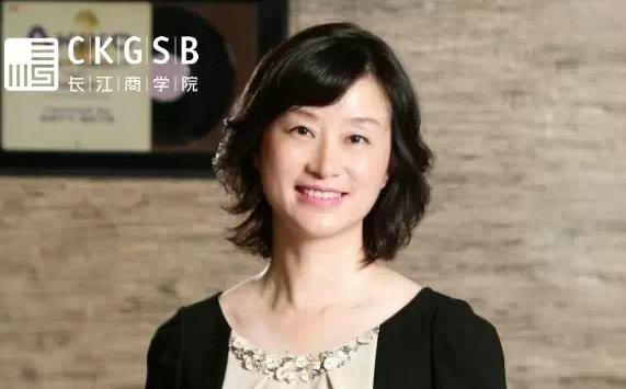长江EMBA潘江雪:真爱梦想公益基金董事长