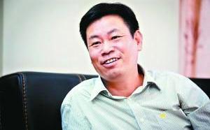 华南理工大学EMBA学员黄家武:广州好迪化妆品总经理