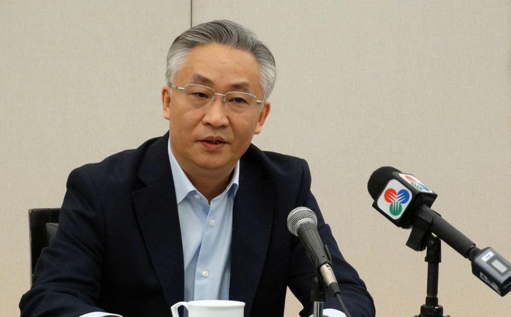 张国清:清华大学经济管理学院毕业