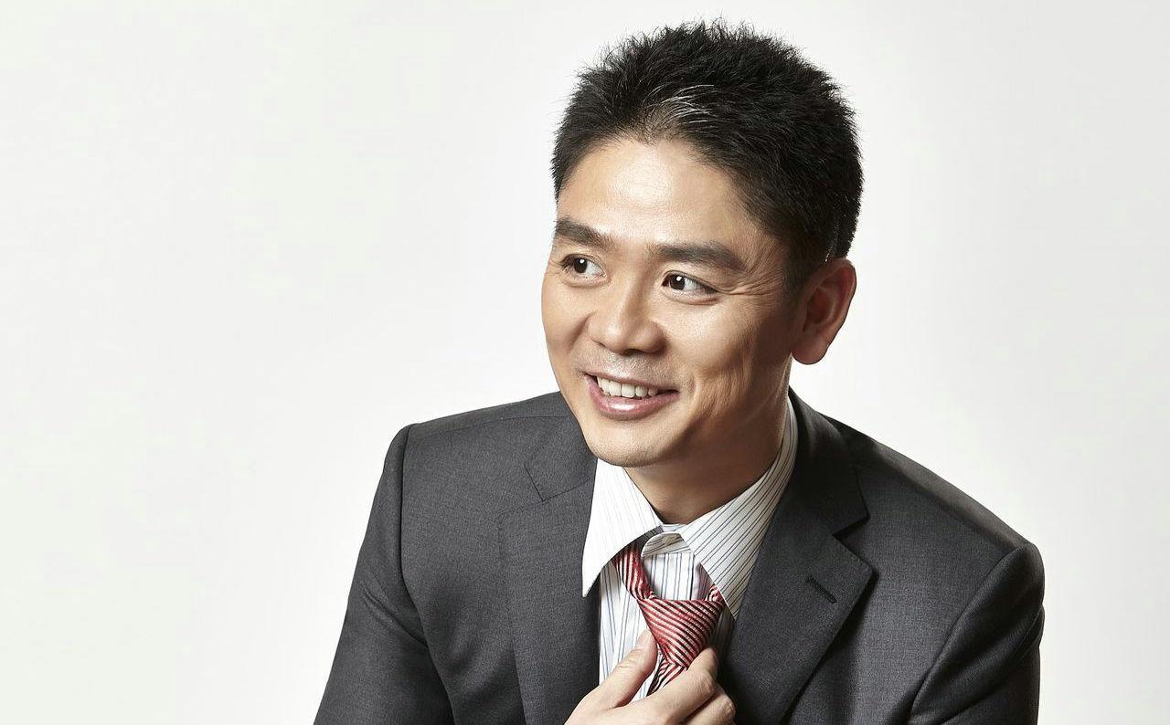 人大EMBA校友刘强东:京东集团首席执行官