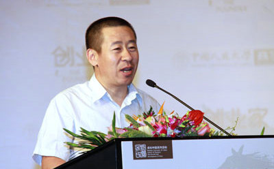 人大EMBA学员卢文兵:内蒙古小肥羊餐饮CEO