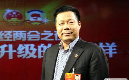 复旦EMBA陈锦石:中南控股集团董事长