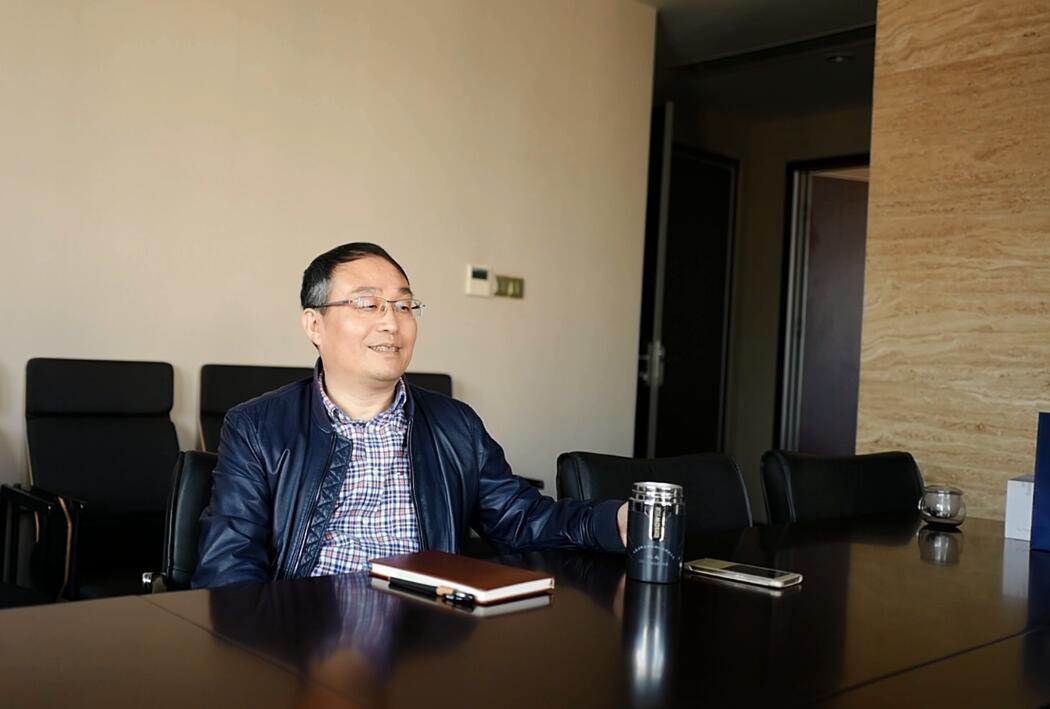上财EMBA校友袁建华:共同的企业,共同的事业