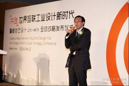 北京航空航天EMBA校友匡红胤:开启新工业时代创新引擎