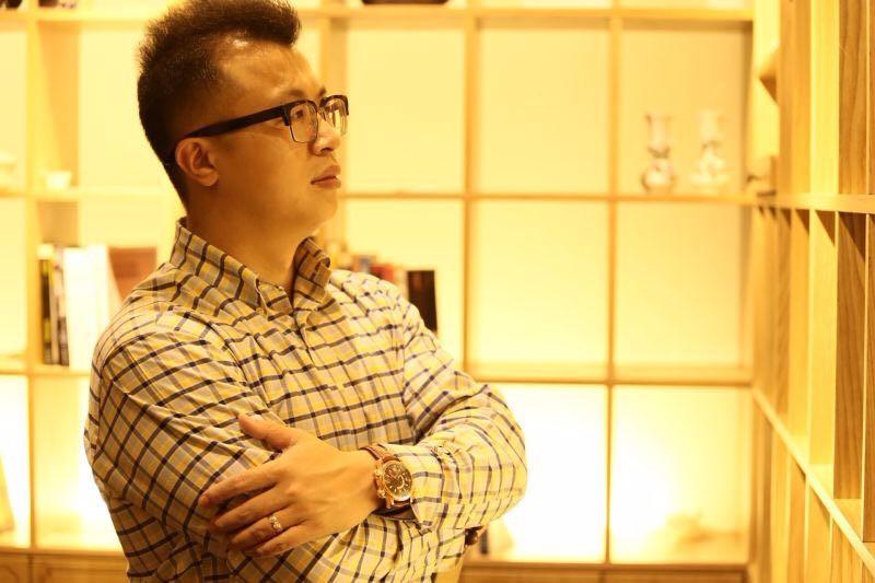 河北工业大学EMBA校友谢云松:成人达己,预见未来