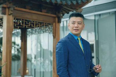 上海交通大学EMBA校友朱旭东:跨界与无界