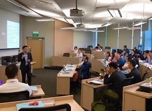 面试公告 | 2020新加坡国立大学中文EMBA视频面试时间安排