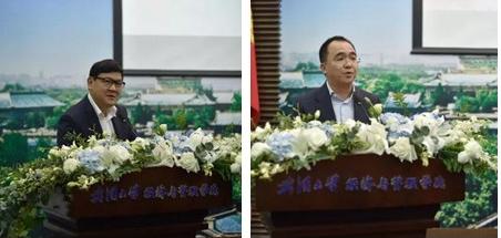 """阎志当选武汉大学EMBA校友会会长 首次珞珈""""思享会""""举行"""