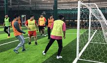 南开大学商学院EMBA足球联盟赛