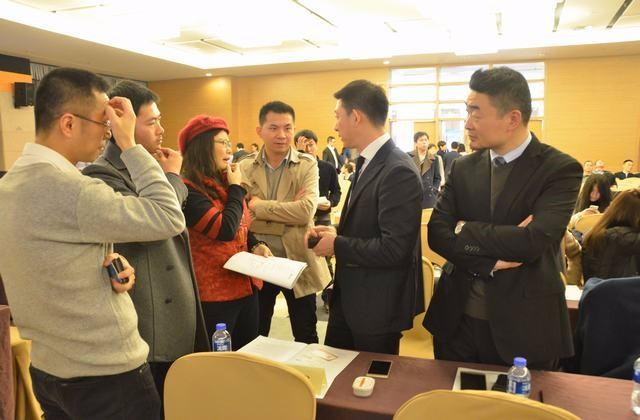 上海财经大学EMBA 海通证券创投高峰会隆重举行
