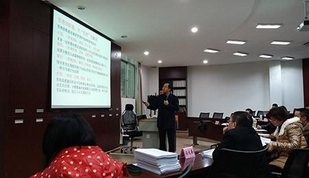 贵州大学EMBA十四期班《运营管理精细化》课程顺利结束