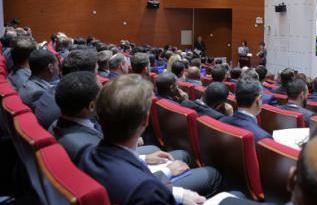 北京邮电大学EMBA美国佐治亚理工学院2017届开学典礼圆满落幕