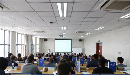 北京邮电大学EMBA美国佐治亚理工学院2017届课程成功举办