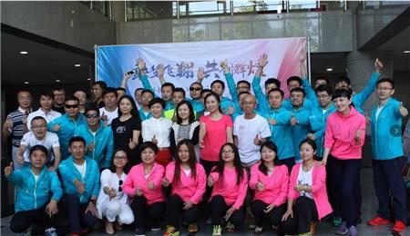 """北京科技大学EMBA""""戈12""""组委会举行出征仪式"""