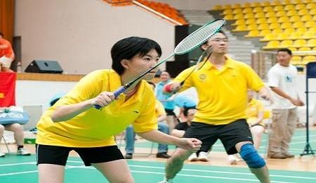 暨南大学EMBA第八届班级羽毛球赛即将举行