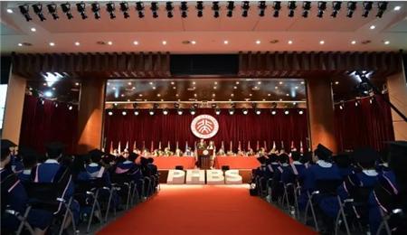 北大汇丰EMBA2017年毕业典礼隆重举行
