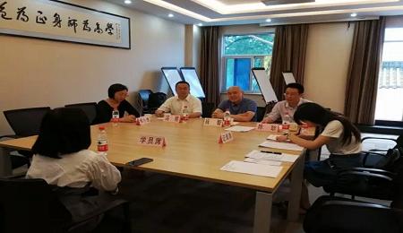 重庆大学EMBA课程高级研修班第一次面试顺利举行
