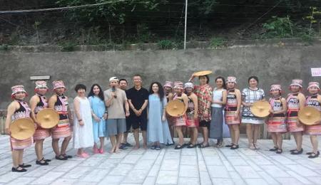云南大学EMBA校友赴元江红河谷热海参观考察