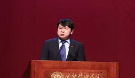 北大光华EMBA院长刘俏2017年开学典礼致辞
