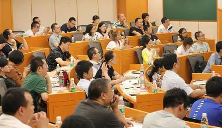 湖南大学EMBA《中国企业如何应对劳动力成本上升?》讲座结束