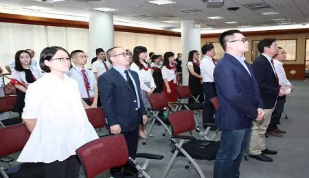 中大EMBA2017班开学典礼暨拓展训练