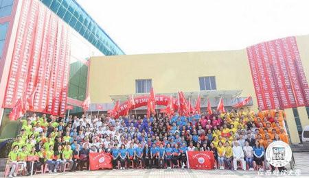 江西财经大学EMBA学院第十一届运动会圆满举行