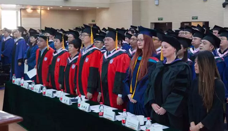 南京大学EMBA毕业典礼暨2017级开学典礼圆满举行