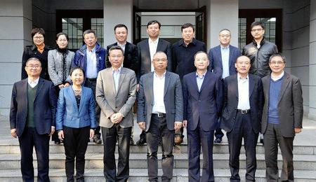 华东理工大学EMBA教育指导委员会会议召开