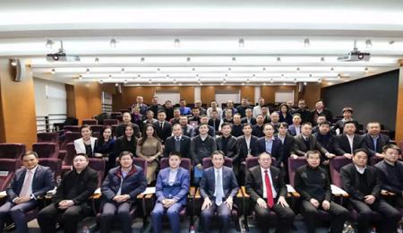 人大商学院EMBA2017年理事大会,期待明年更好的遇见