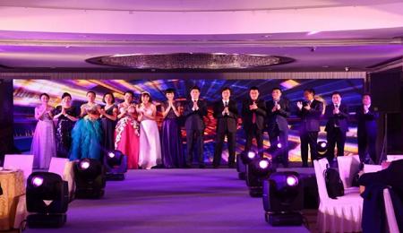 北京科技大学EMBA2018年迎新晚会精彩纷呈