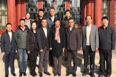 清华五道口金融EMBA学生张轩松的永辉超市与清华共同成立智能供应链管理联合研究院
