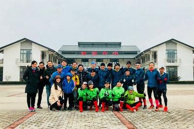 华东理工大学EMBA戈13崇明拉练圆满结束