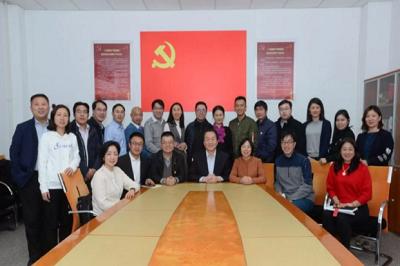清华EMBA首个学生党支部成立暨EMBA17-E班临时党支部顺利成立