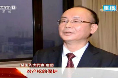 两会声音丨华中科技大学EMBA13级学员唐岳专访