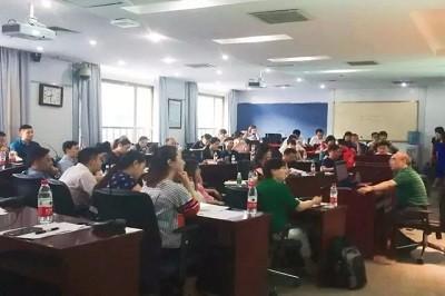 武汉大学EMBA专场答疑暨模拟评估测试活动