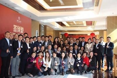 人大金融EMBA同学会上海分会正式成立
