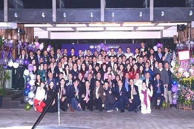 情系道口,力聚香江——清华五道口EMBA香港同学会成立