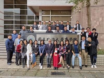 全球移动课堂 | 新国大EMBA27A班台北游学记