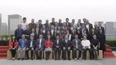 新加坡国立大学商学院在中国设立第四个地区级校友会