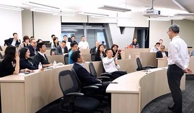 新加坡国立大学校长陈永财:要如何应对未来机器取代工作的时代?