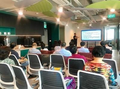 新国大EMBA校友企业动态丨O2Work李瑞武:让未来的办公空间更有绿意
